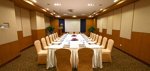 MEET WITH SUCCESS AT EDENSTAR SAIGON HOTEL & SPA
